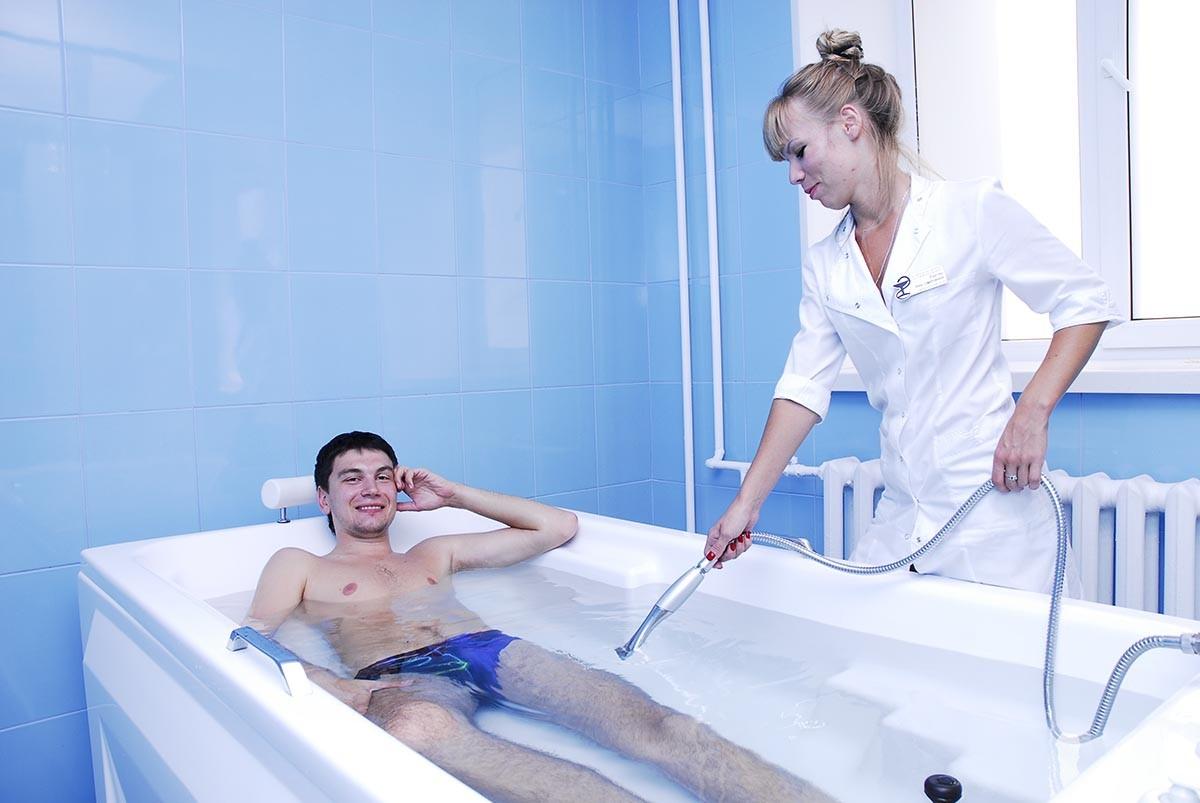 Путевки в санаторий для лечения простатита цигун для простатита